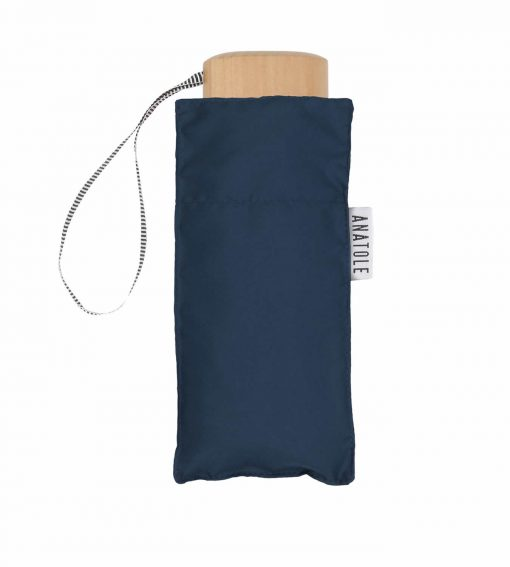 Parapluie bleu nuit Colette