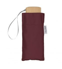 burgundy mini umbrella - Anatole