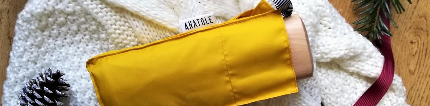 Acheter mini parapluie solide Anatole