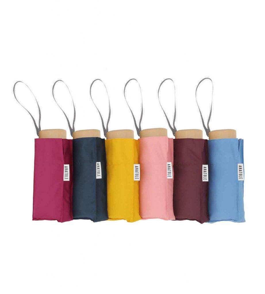 Parapluies pliants Anatole - collection parapluies pliants solides