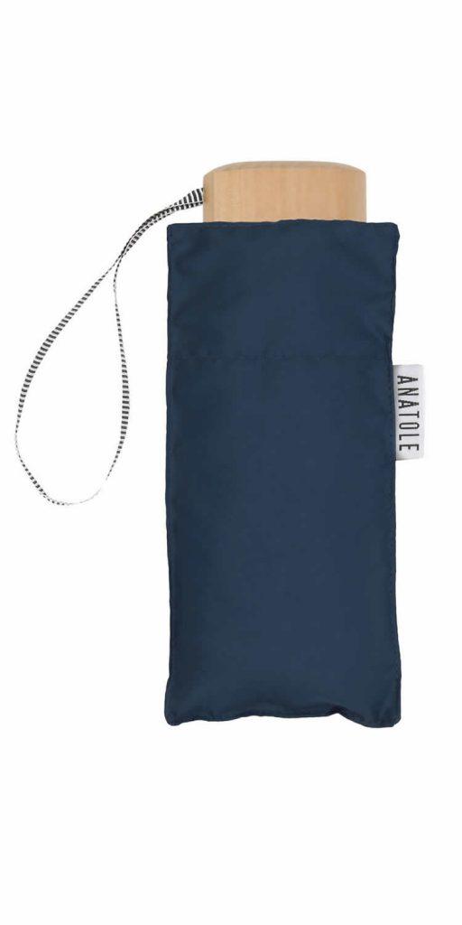 Parapluie femme Anatole - bleu nuit - Colette