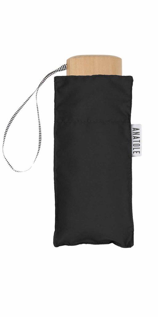 Parapluie femme Anatole - noir