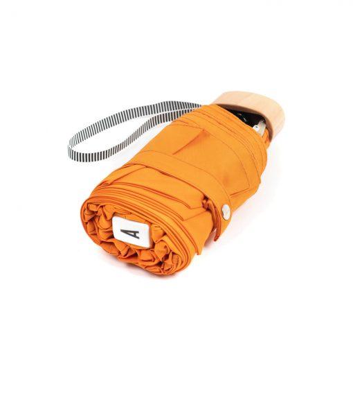 Orange umbrella without case - Anatole