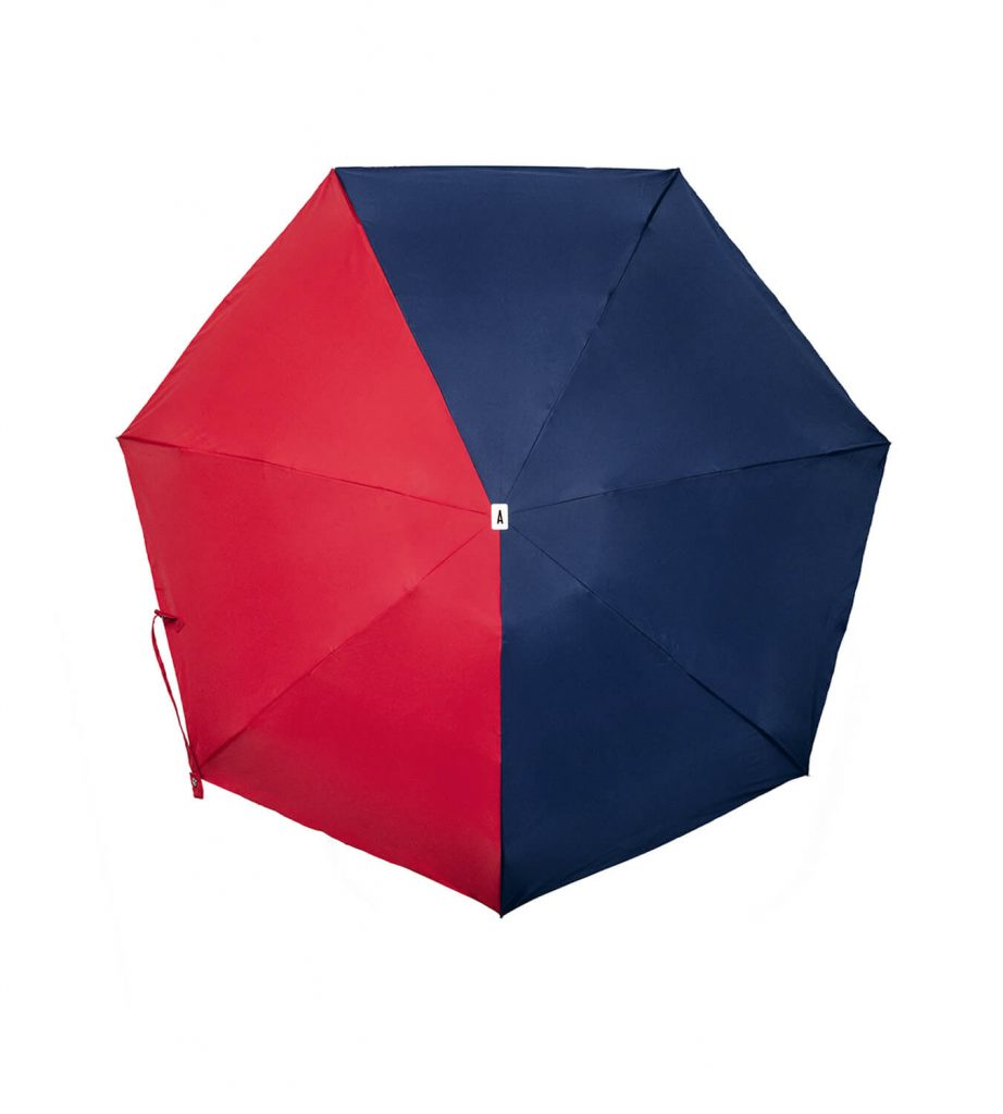 ANATOLE-bicolor-umbrella-navy-red-EMILE